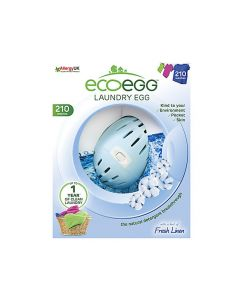 Eco Egg - Fresh Linen - 210 wasbeurten