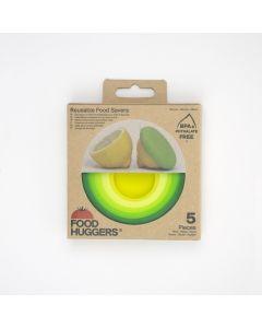 Food Huggers - 5 stuks - Fresh Greens