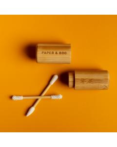 Paper & Boo - Herbruikbaar wattenstaafje